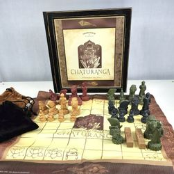 Front Porch Classics Chatarunga: A Classic Game from India for Sale in Providence,  RI
