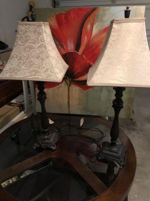 Lamps set for Sale in Chula Vista, CA