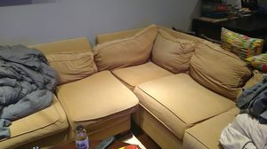 Sectional couch for Sale in Jersey City, NJ