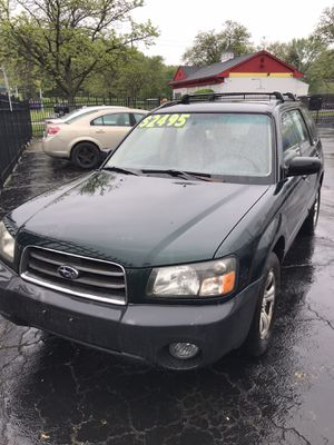 2004 Subaru Forester Awd $2395 cash for Sale in Euclid, OH