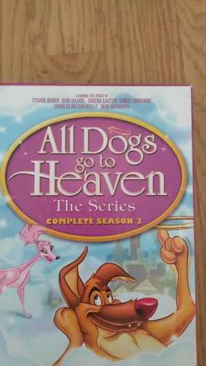 All Dogs Go to Heaven The Series for Sale in San Jose, CA