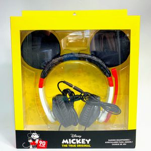 Walt Disney Mickey Mouse The True Original 90 Year Limited Edition Commemorative Gaming Headphones New for Sale in Ephrata, PA