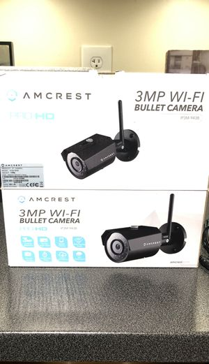 Amcrest WiFi security camera for Sale in Newport, KY