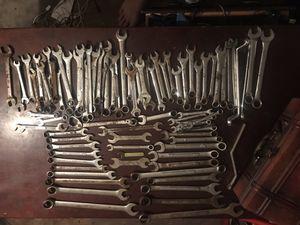 90 Piece Wrench Lot for Sale in Auburndale, FL