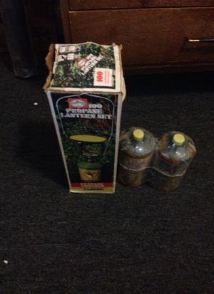 Primus camping ⛺️ propane lantern set for Sale in Waterbury, CT