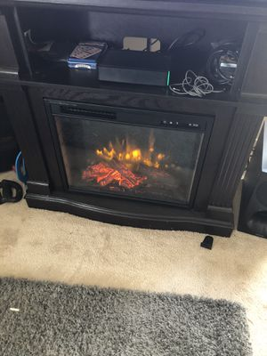 Fireplace - electric with remote for Sale in Glen Allen, VA