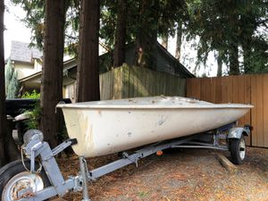Small Sailboat for Sale in Vancouver, WA