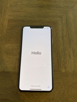 iPhone XS Max 256GB UNLOCKED for Sale in Phoenix, AZ