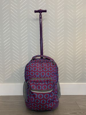JWorld Rolling Backpack for Sale in Miami, FL