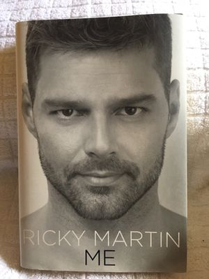 """""""ME"""" by Ricky Martin Book for Sale in Portland, OR"""