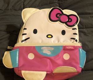 Hello Kitty Thermos insulated lunch bag for Sale in Miami, FL