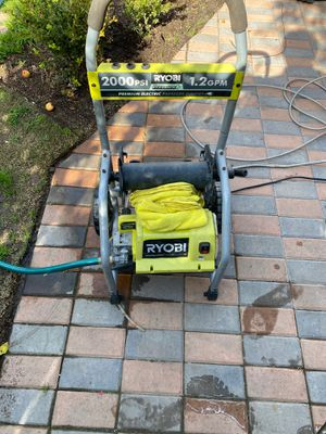 Pressure washer 2000 psi for Sale in Hawthorne, CA