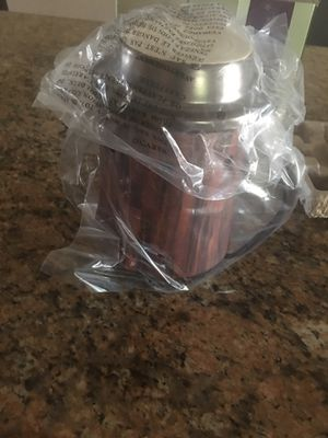 Scentsy Warmer with 2 scents for Sale in Orange, CA