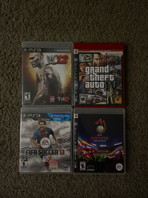 Ps3 games for Sale in Sacramento, CA