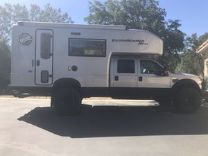 For Sale 2008 EarthRoamer Camper F550 Diesel 4x4 Ultimate Survival Vehicle Full self sustaining Off Grid!! Solar powered!! for Sale in Auberry, CA