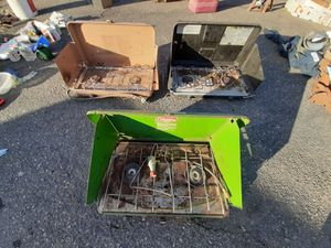 Camping stoves propane for Sale in Tracy, CA