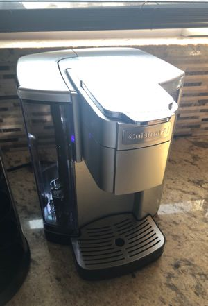 Cuisinart coffee machine for Sale in Brooklyn, NY