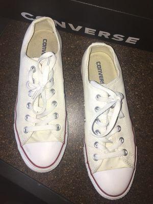 White converse for Sale in Tampa, FL