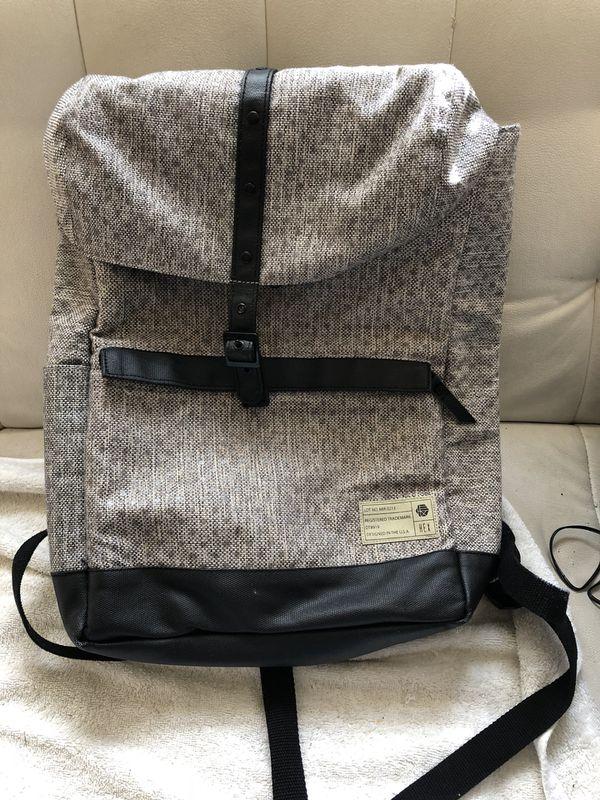 Hex Alliance Laptop Backpack/Bag - padded/lined.
