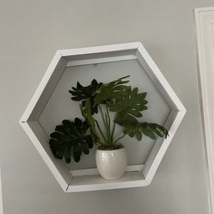 Hexagon Shelf for Sale in Apex, NC