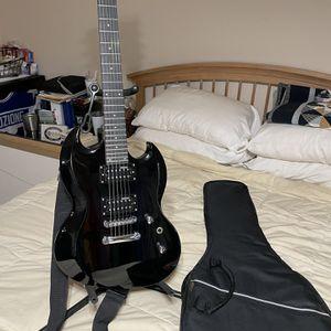 ESP LTD Viper 10 Electric Guitar With Bag and Strap for Sale in Alpharetta, GA