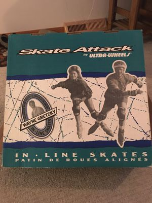 Skate Attack In Line Youth Skates size 9 for Sale in Westerville, OH