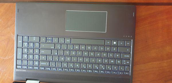 HP Envy X360 AMD Ryzen 2500U 1TB(Samsung Evo 970 plus) 32GB(Kingston RAM)