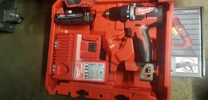 Milwaukee M18 drills for Sale in Oxnard, CA