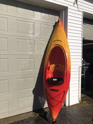 Perception Swifty 9.5' Kayak for Sale in Colchester, CT