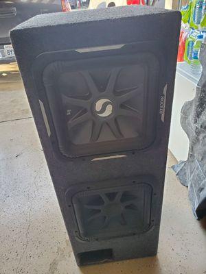 Kicker speakers for Sale in Sacramento, CA
