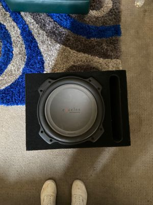 12 inch subwoofer for Sale in Chula Vista, CA