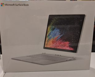 """Microsoft Surface Book 2 13"""" 8th Gen Intel sealed for Sale in Los Angeles,  CA"""