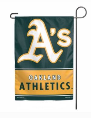"Oakland Athletics A's Official MLB Fan Flag Banner 36""x 47"" for Sale in Richmond, CA"