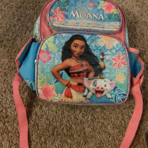 Moana Kids Backpack for Sale in Newport Beach, CA