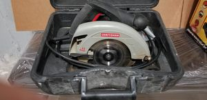 7 1/4 circular saw Craftsman for Sale in Danvers, MA