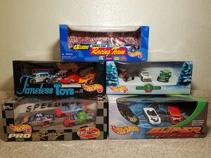 Hot wheel sets for Sale in Boise, ID