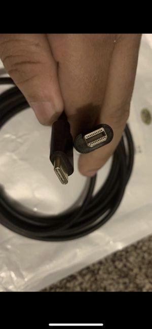 Thunderbolt 3 Usb-C to Mini DisplayPort for Sale in San Bernardino, CA