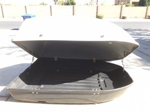 Roof top cargo luggage carrier for Sale in Surprise, AZ