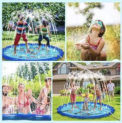 New Obuby Water Splash & Sprinkler Mat for Sale in New Caney,  TX