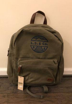 Olive Levi's backpack for Sale in Herndon, VA