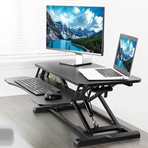 Monitor & Laptop Dual Workstation Desk for Sale in Beaverton, OR