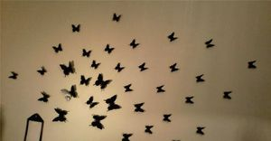 3D Butterfly Wall Stickers Art Design Decal Room Decor Decoration Bedroom 12pc for Sale in Los Angeles, CA