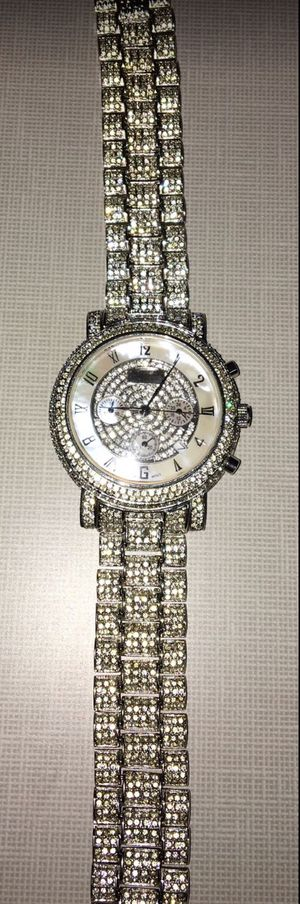 LORD HARRISSON DIAMONDS WATCH for Sale in Joint Base Lewis-McChord, WA