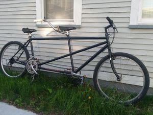 Burley tandem bike for Sale in Burlington, VT