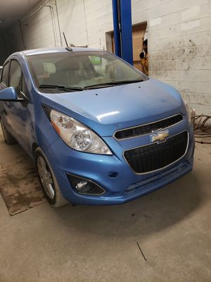 2014 chevy spark rus good will take a trade..clean title for Sale in Baltimore, MD