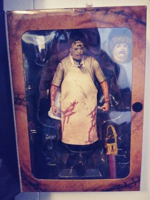 Chainsaw Massacre, action figure for Sale in City of Industry, CA