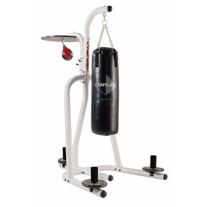 Punching bag and speed bag with stand for Sale in Aurora, IL