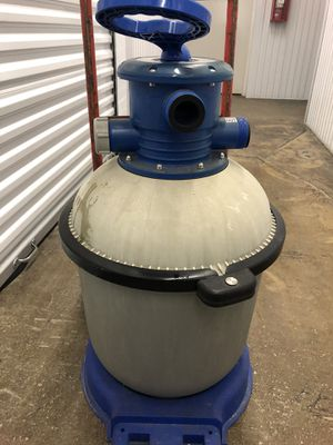 Intex Pool Sand Filter for Sale in Chicago, IL