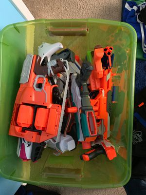 Nerf guns for Sale in Fishers, IN