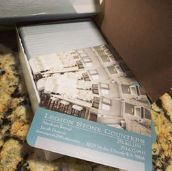 Legion stone counters for Sale in Seattle,  WA